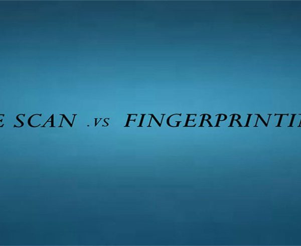 live scan vs. fingerprinting 1