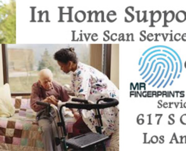 Live Scan Services